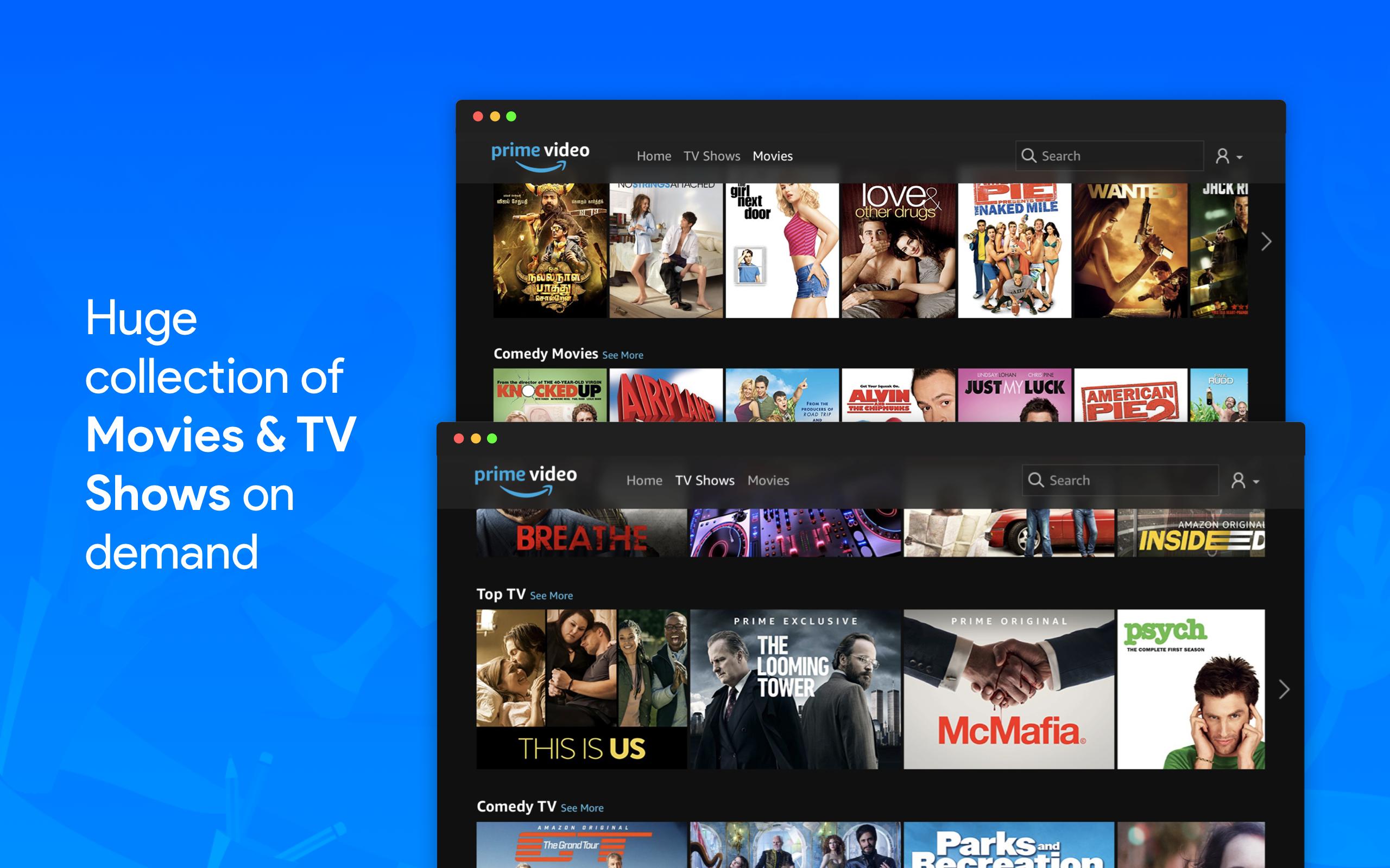 Amazon Prime Video for Mac - Download
