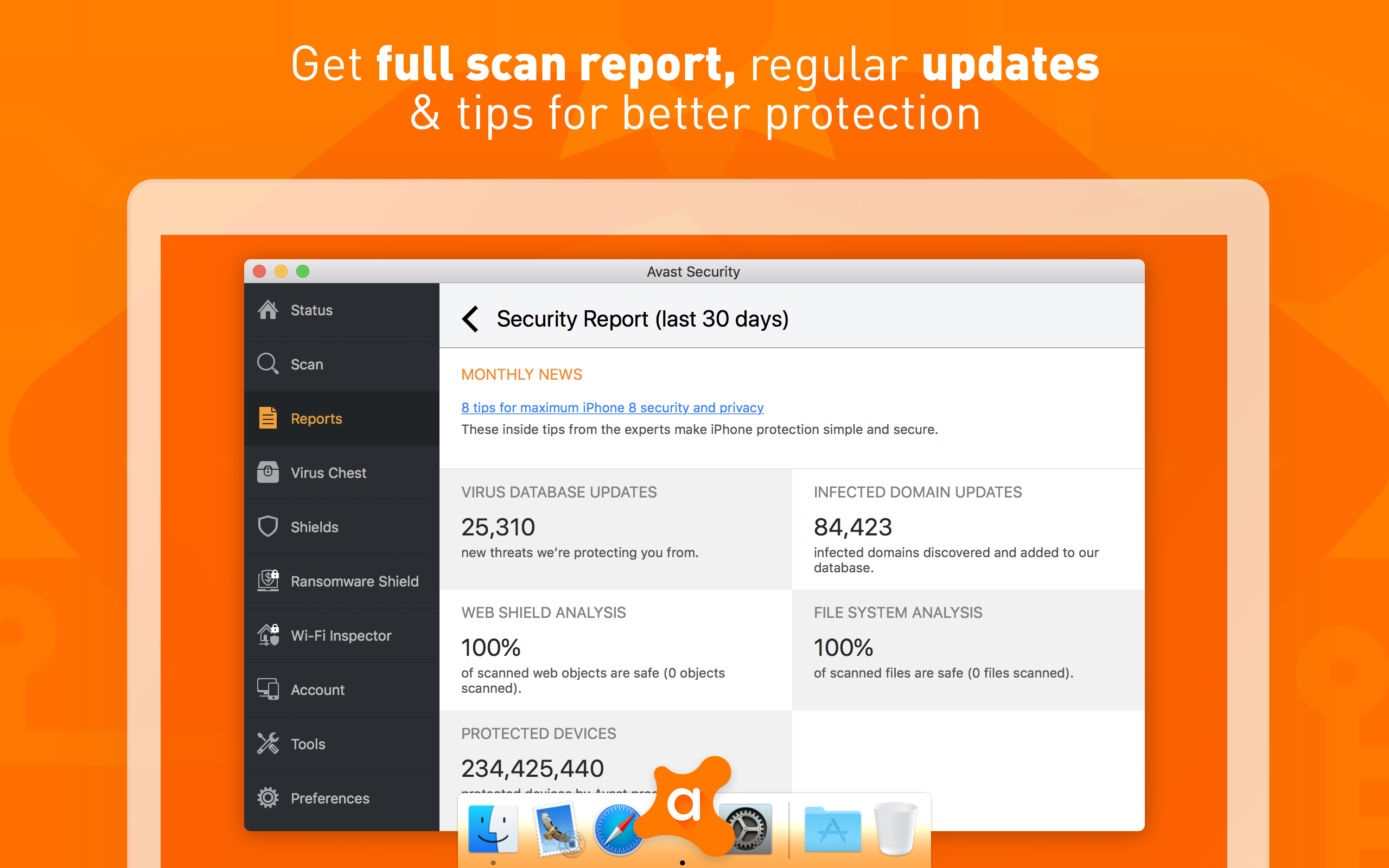 Avast for Mac - Download