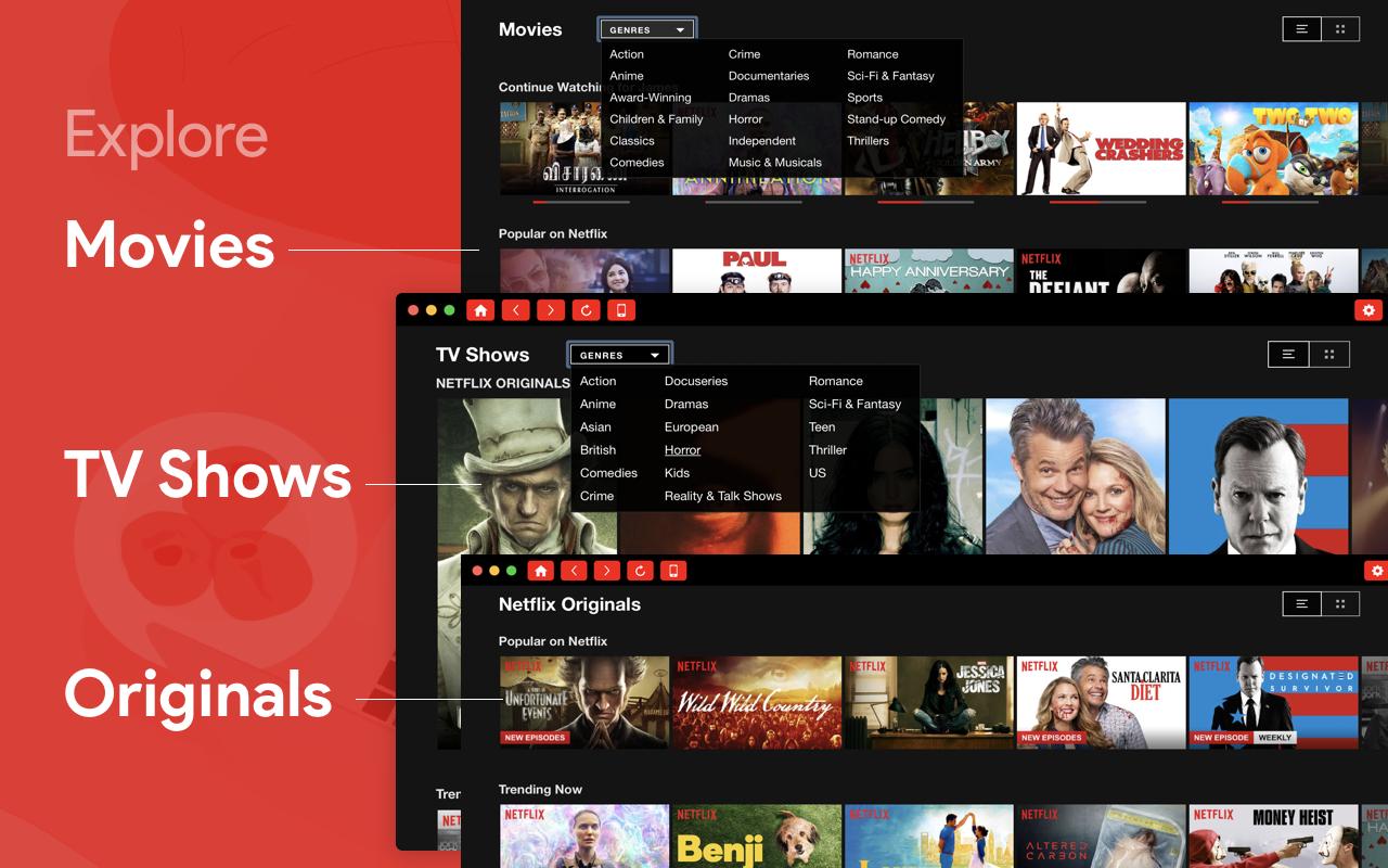 Netflix Download Mac