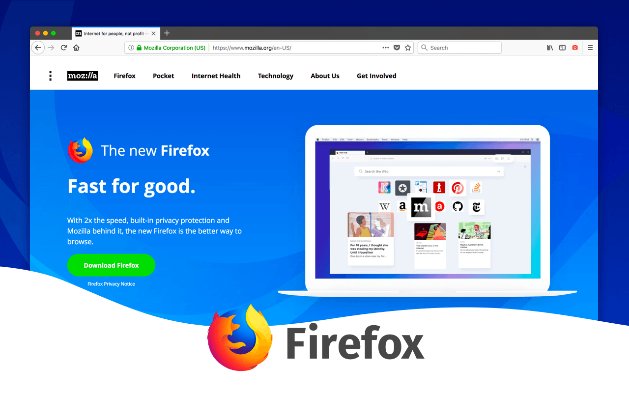 Firefox for Mac - Download